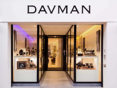 Davman Juwelen voorgevel