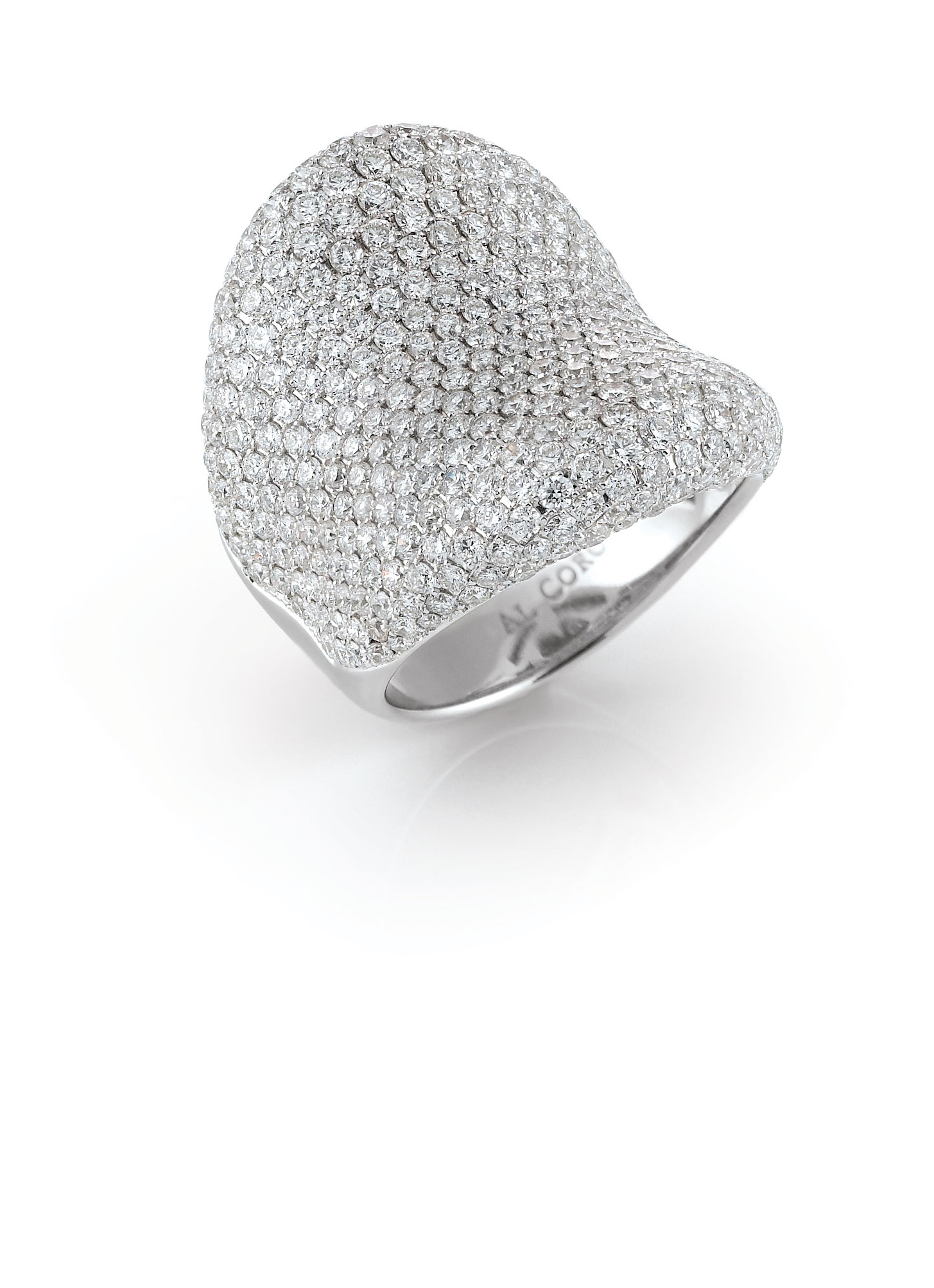 AlCoro-DolceVita-NR8117W-brilliant-ring