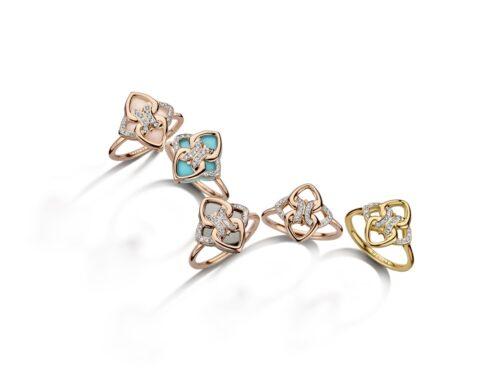 Tirisi Jewelry / SS20 / Seoul Flower Tre 5110