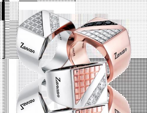 Zancan / Jewels / Couture / ea164b + ea164 + ea165