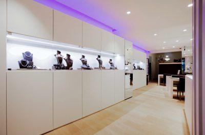 Davman Juwelen interieur